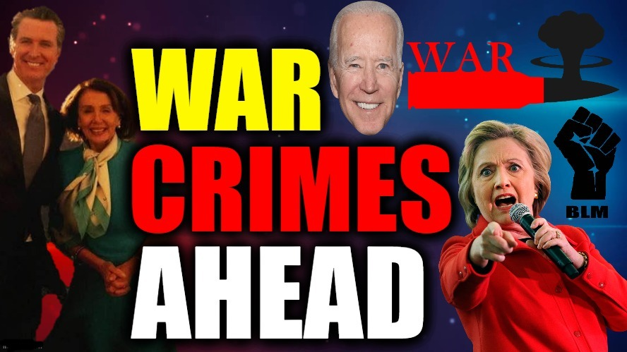 Another MAJOR WAR Ahead In The Middle East? What To Know RE: Biden & The Military Industrial Complex…