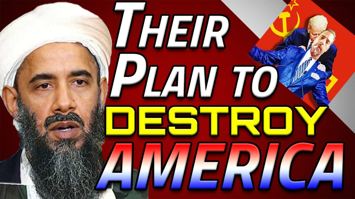 What DON'T They Want You To Know About Their Plan To Destroy America?