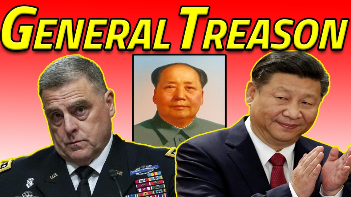 I Got Covid-19! General Milley Committed MORE Treason? & Gavin Newsome Steals CA Recall Vote!