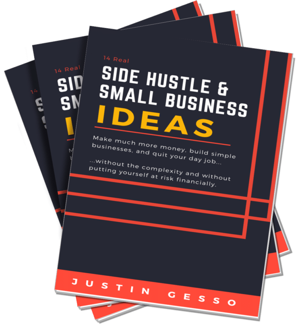 side hustle and small business ideas