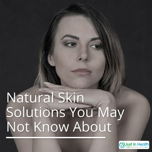 Natural Skin Solutions You May Not Know About
