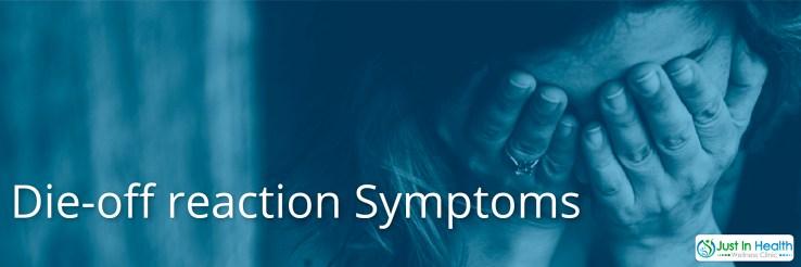 Die Off Reaction Symptoms