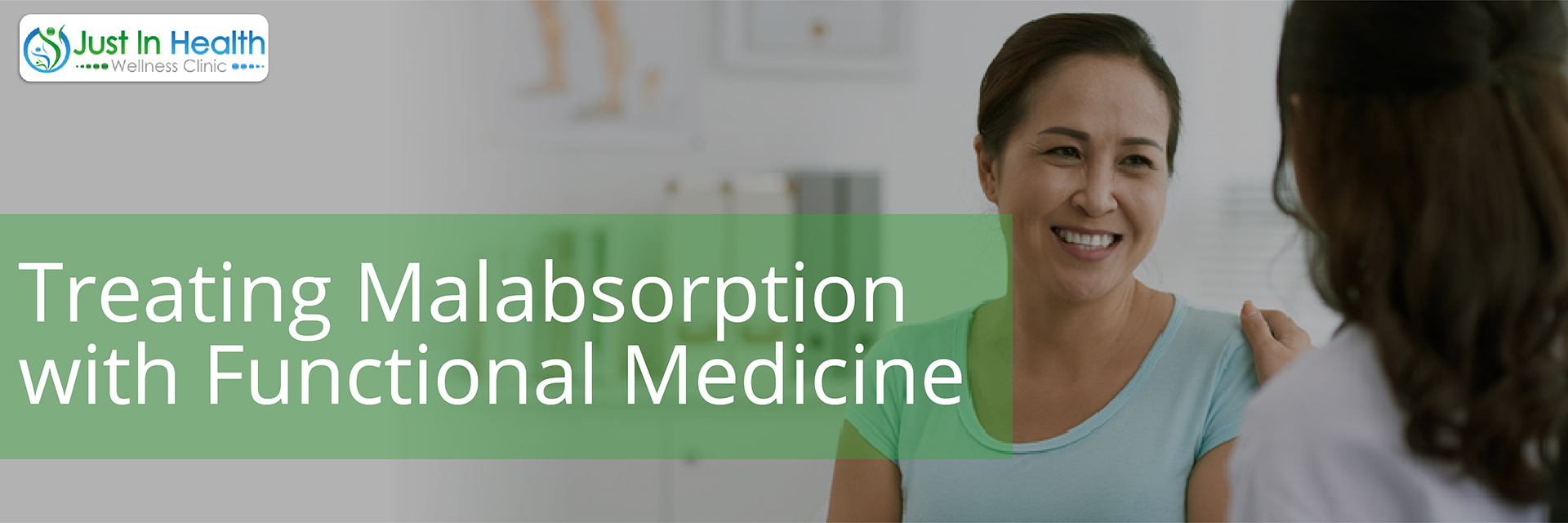 How to treat malabsorption with natural medicine