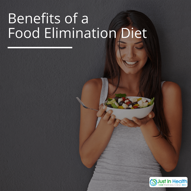 What are the benefits of a food elimination diet