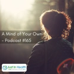 Dr. Kelly Brogan - A Mind of Your Own - Podcast #165