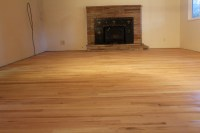 From Navy Carpet to Hardwood Floors | The JustinKays ...