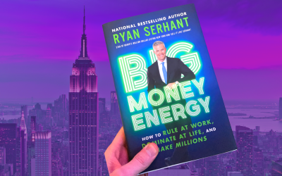 Book Review: Big Money Energy by Ryan Serhant