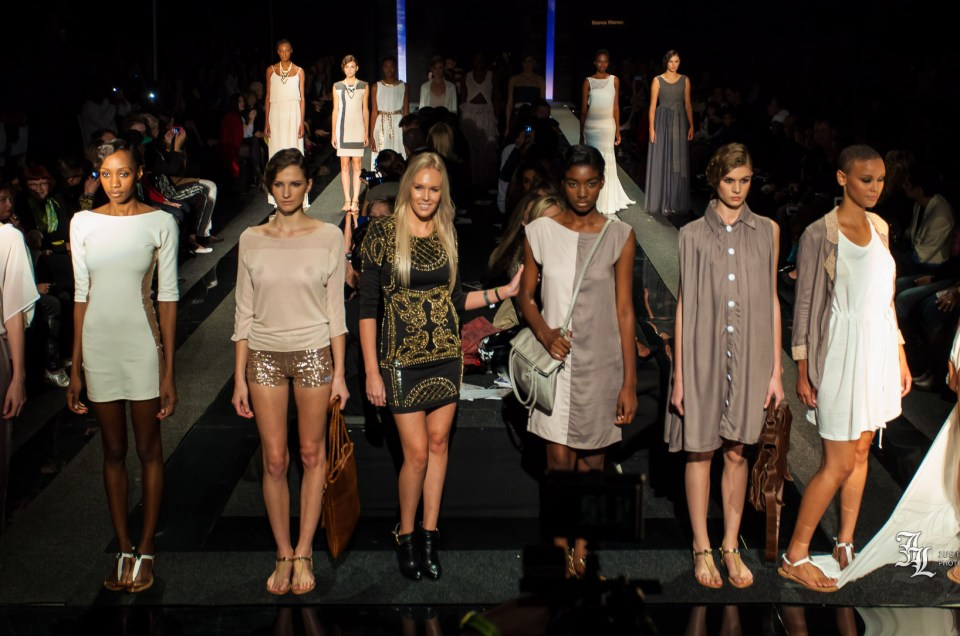 Fabulous Fashion At SA Fashion Week
