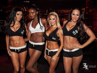 The Gorgeous EFC Africa Ring Girls