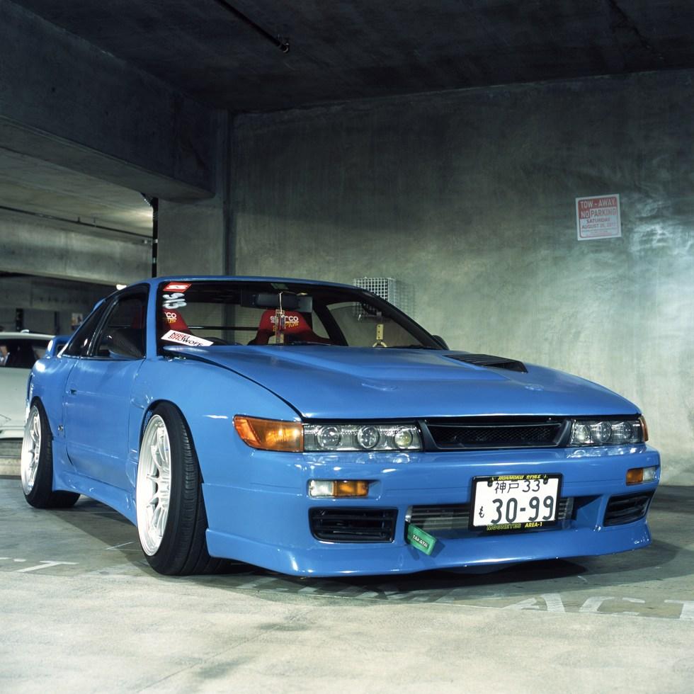 Nissan S13 Silvia, I think