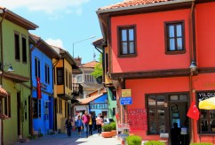 Eskisehir, Turkiye - Traditional Architecture