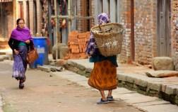 A Poor Newari Town outside of Kathmandu