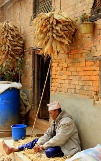 Corn Husk Arts and Crafts