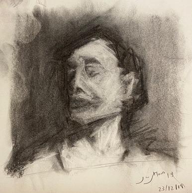 Série: Retratos Contemporâneos – 2
