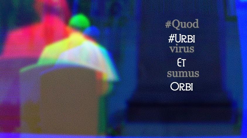 OVirusPapa2, Justino, 2020.