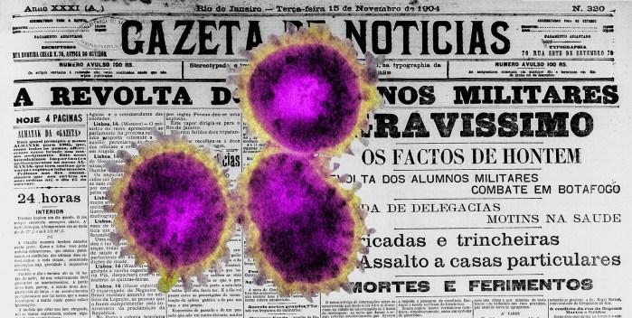 #OVírusSomosNós – VOLUME 2: Isso já aconteceu antes