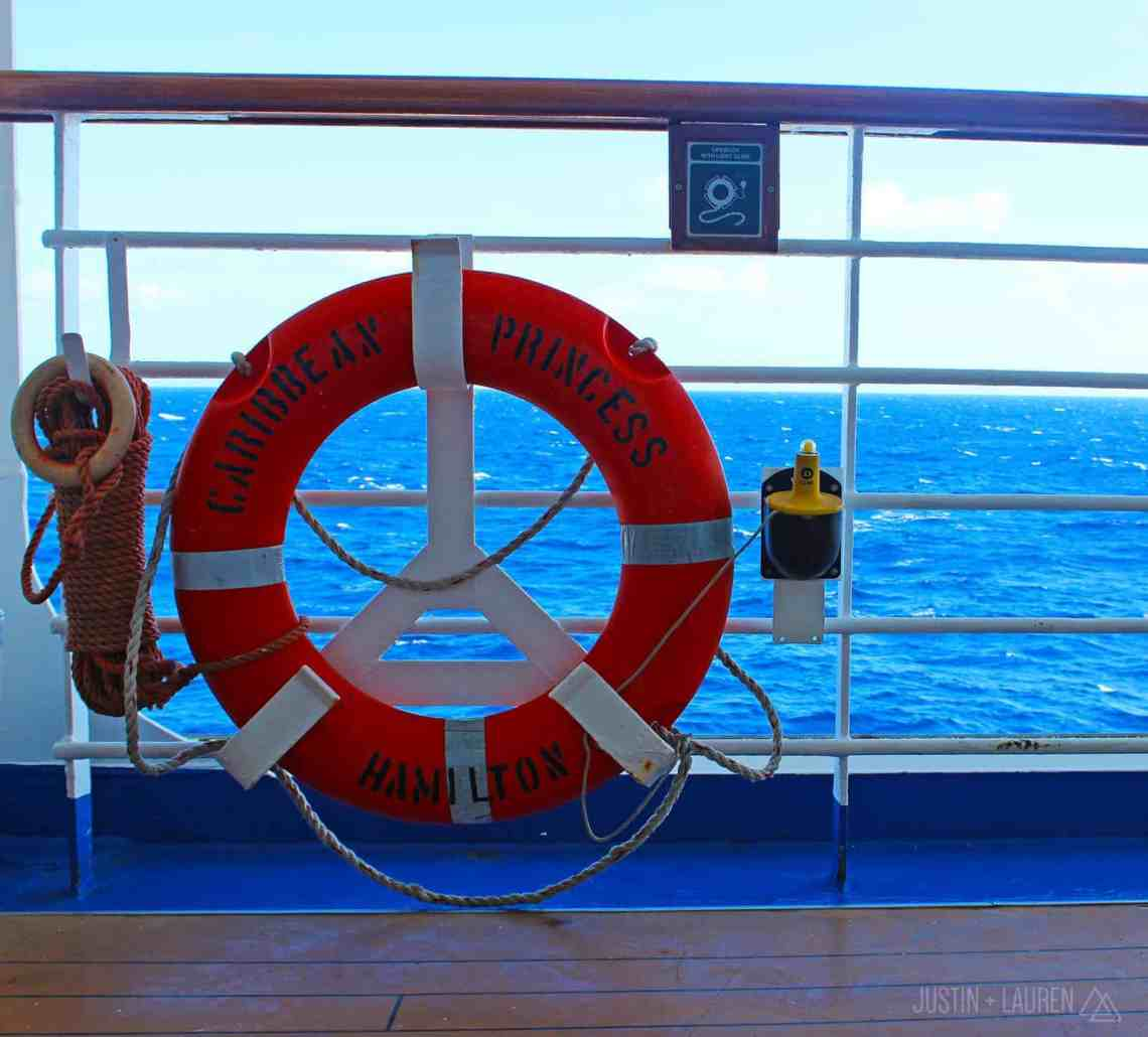 Caribbean Princess Cruise Ship Photo Tour