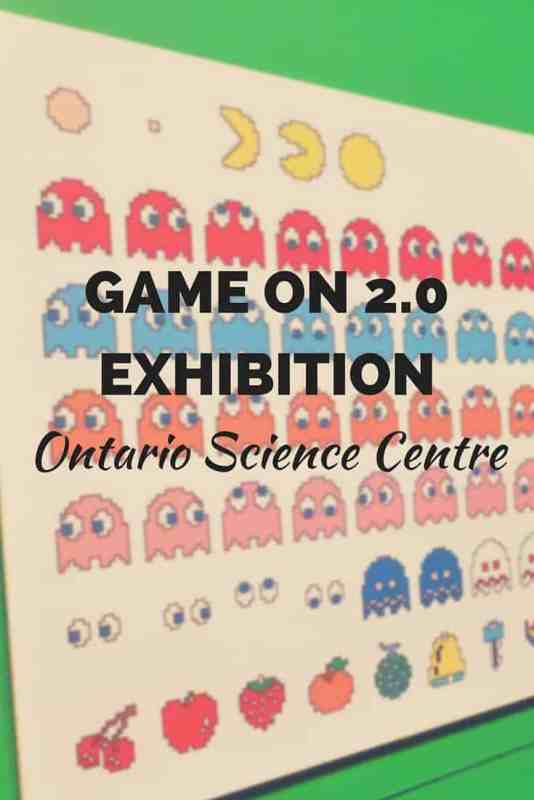 Game On 2.0 Exhibition - Ontario Science Centre - Toronto, Ontario, Canada