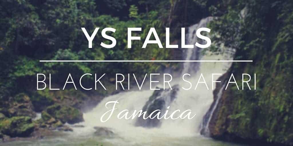 Jamica-YS Falls