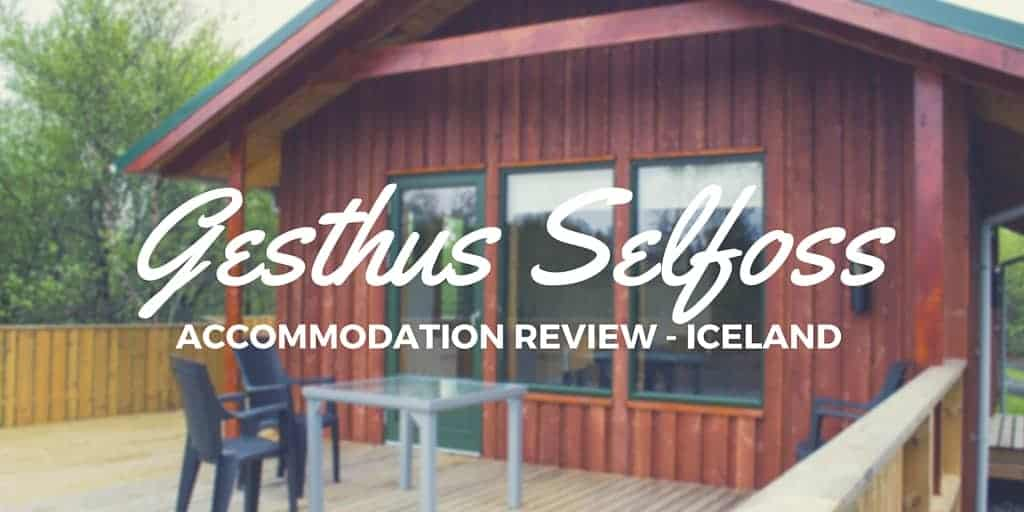 Gesthus Selfoss – Where to Stay Near the Golden Circle, Iceland