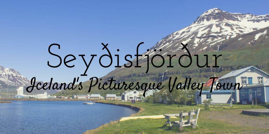 Seydisfjordur - Iceland's Picturesque Valley Town, Eastfjords, Iceland