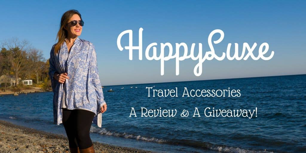 HappyLuxe Travel Accessories Review