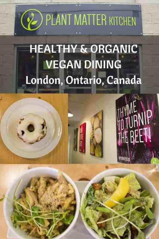 Plant Matter Kitchen - Vegan Dining in London, Ontario