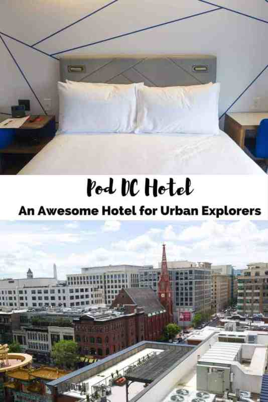 Pod-DC-Hotel-Title Pod DC Hotel: An Awesome Hotel for Urban Explorers