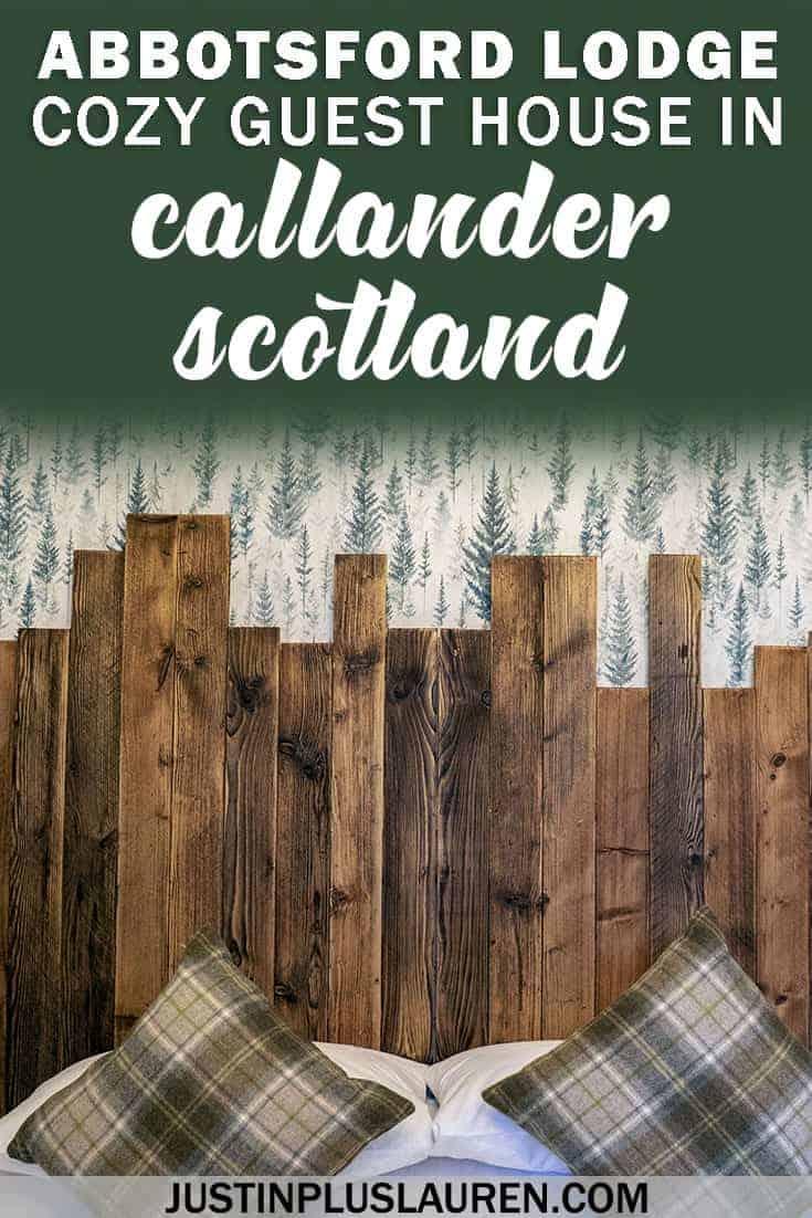 Abbotsford Lodge A Cozy Callander Accommodation That Feels