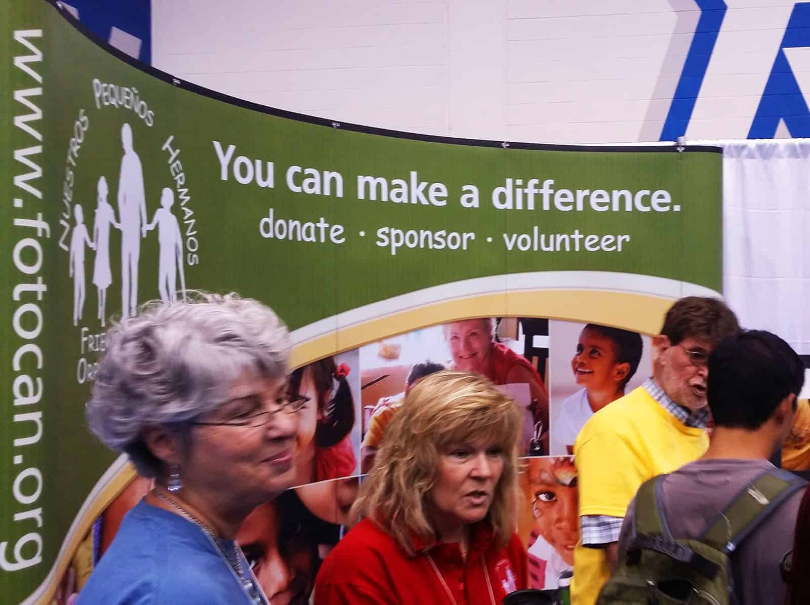 Voluntourism Opportunities at Go Global Expo in Toronto