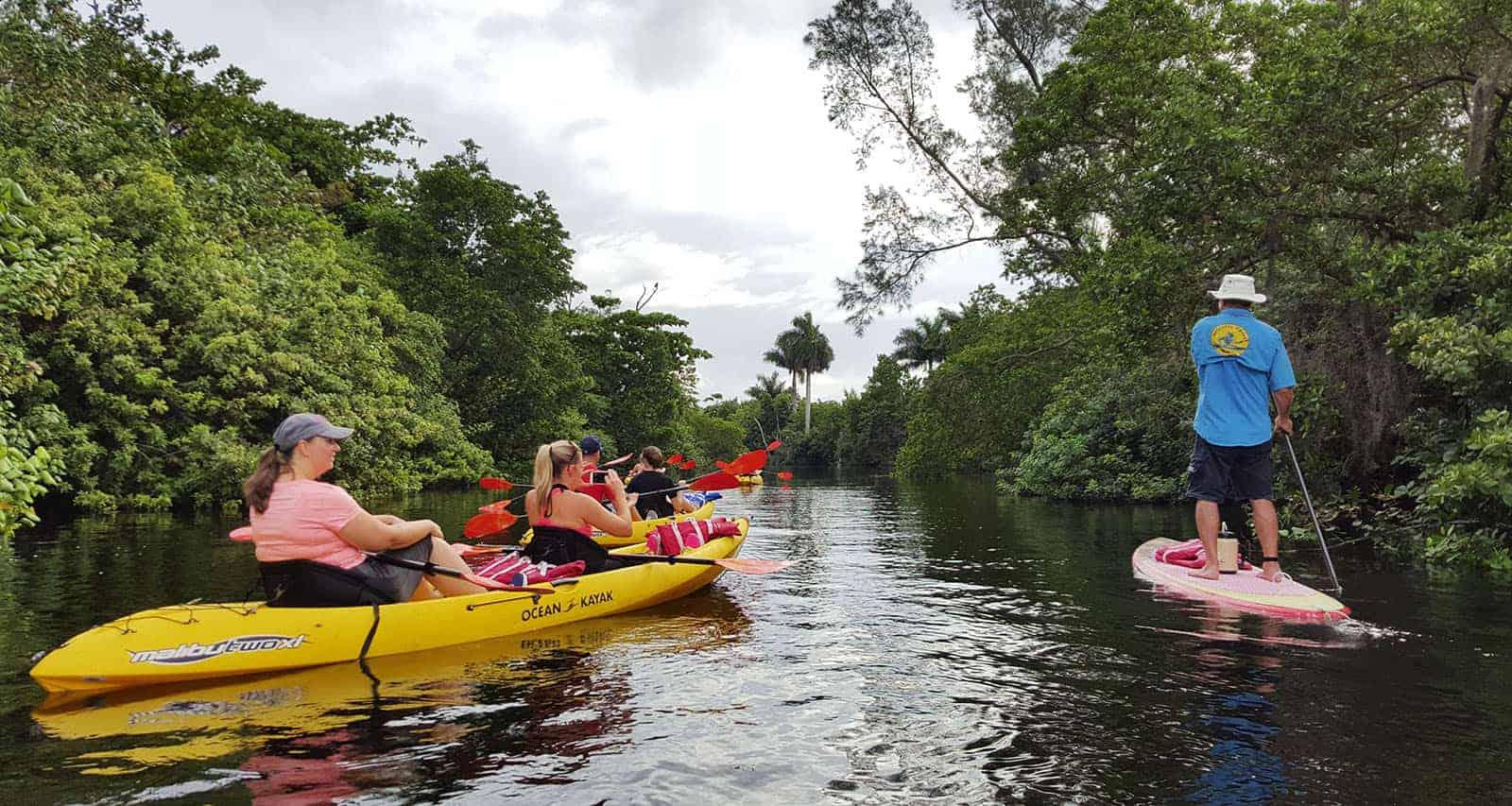 Fort Lauderdale Kayaking Tour with Atlantic Coast Kayak