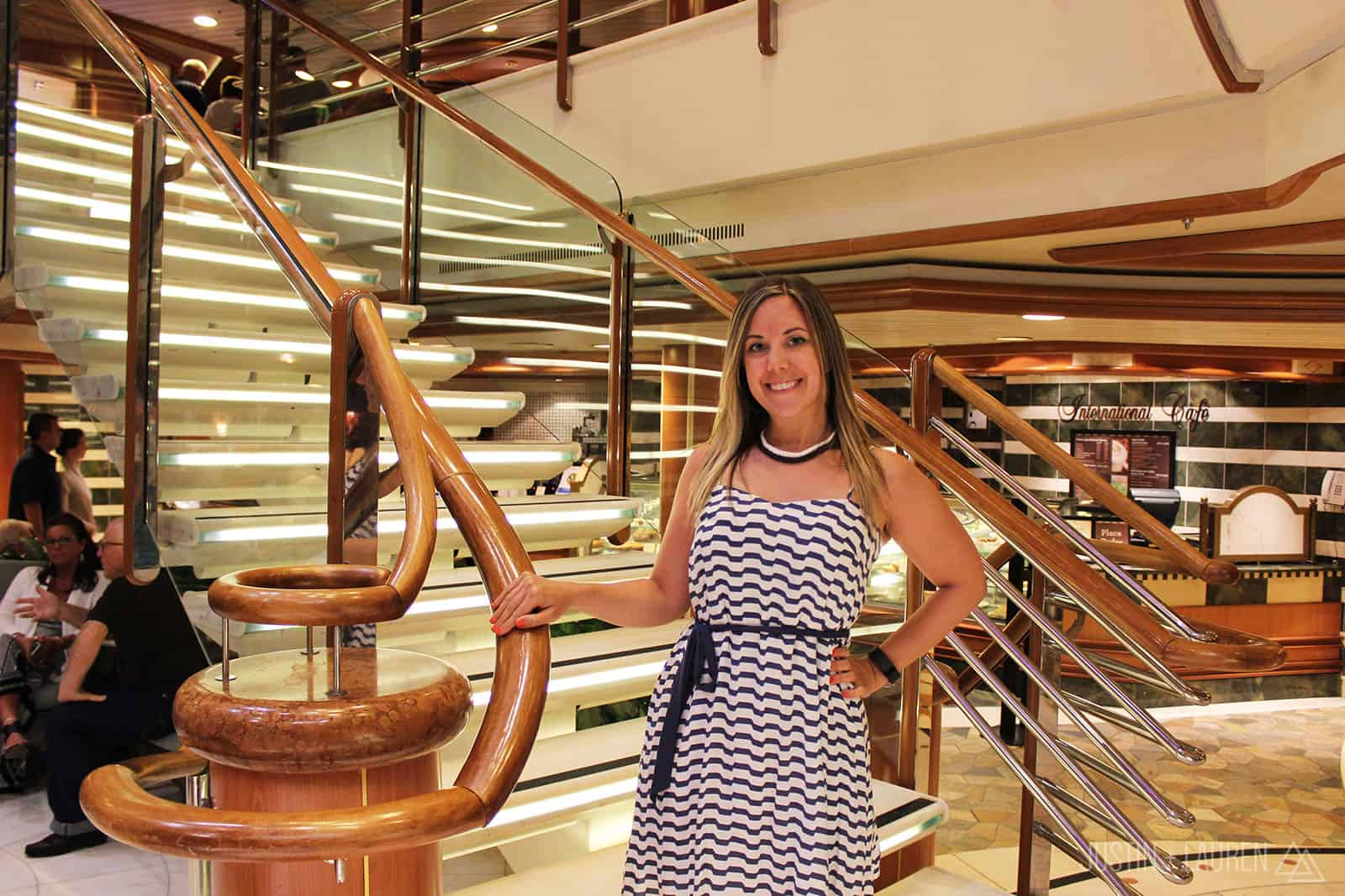 Our Last Day at Sea Aboard the Caribbean Princess Cruise Ship