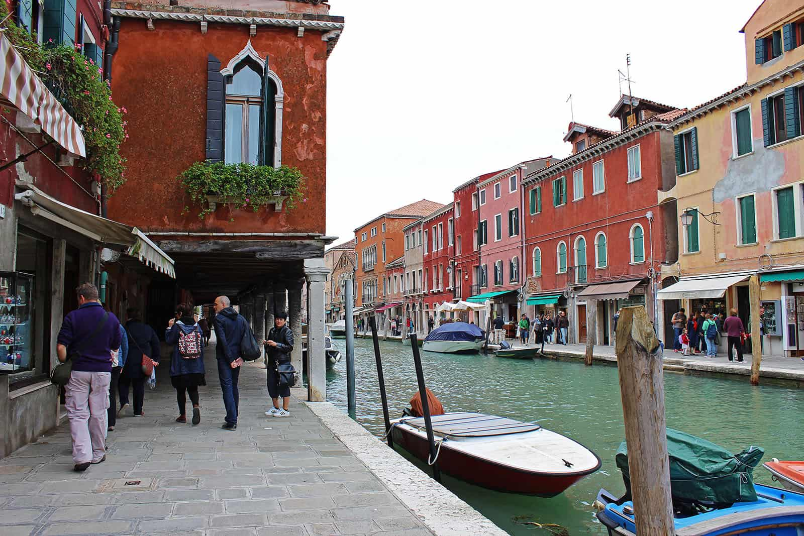 A Day Trip to Murano From Venice, Italy