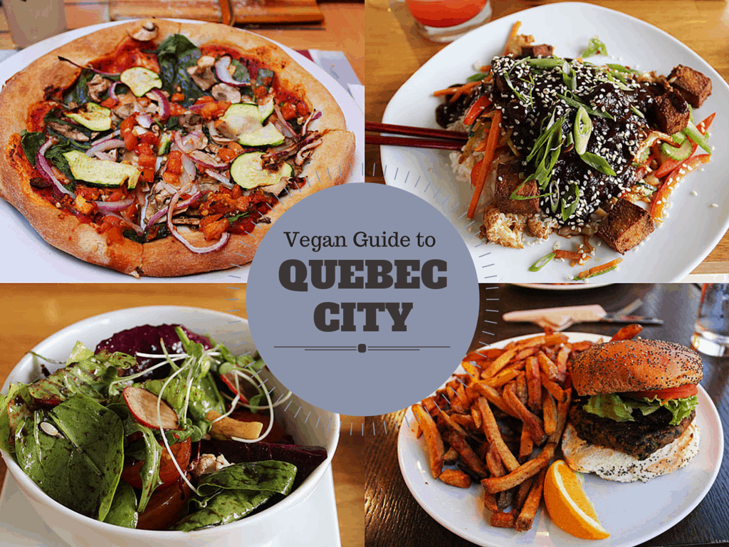 Vegan Guide to Quebec City