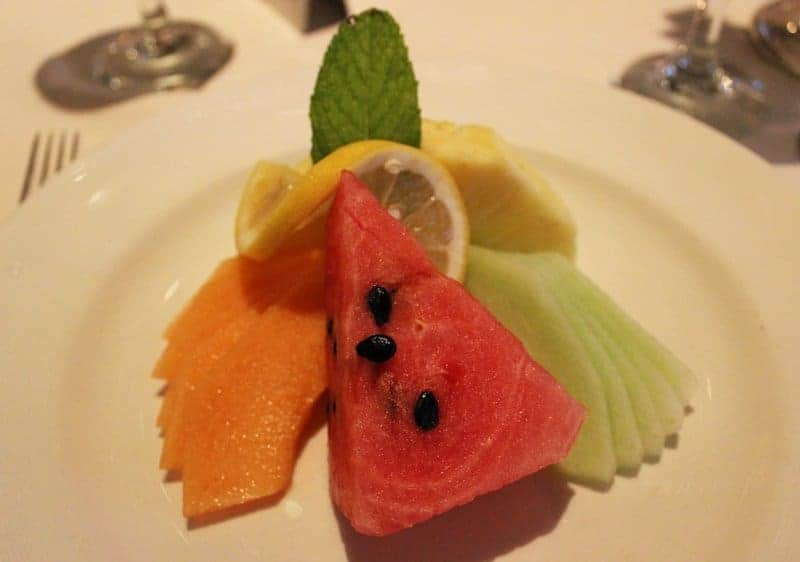 Eating Vegan on a Cruise Ship (or Any Special Diet)