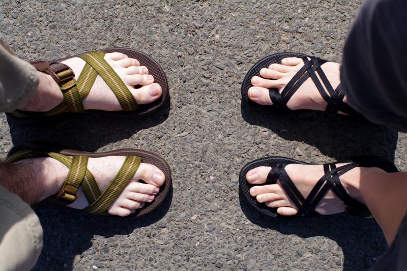 Sandal Fail Or Foot Fail Justinsomnia