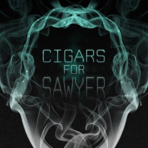 New Book Cover for Cigars for Sawyer