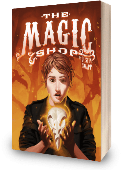 3d magic shop book