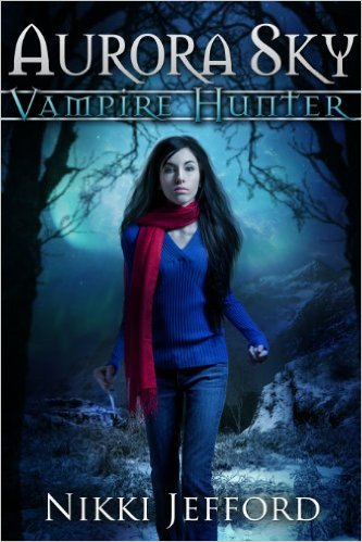 Aurora Sky Vampire Hunter Book Review
