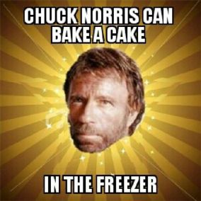 chuck freezer