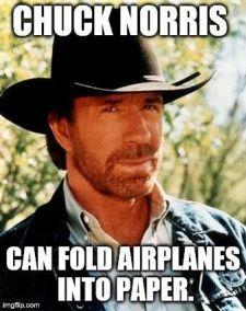 norris paper airplane