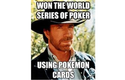 norris poker