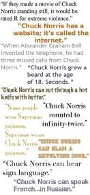 norris quotes