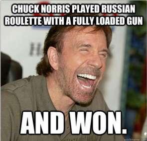 norris roulette