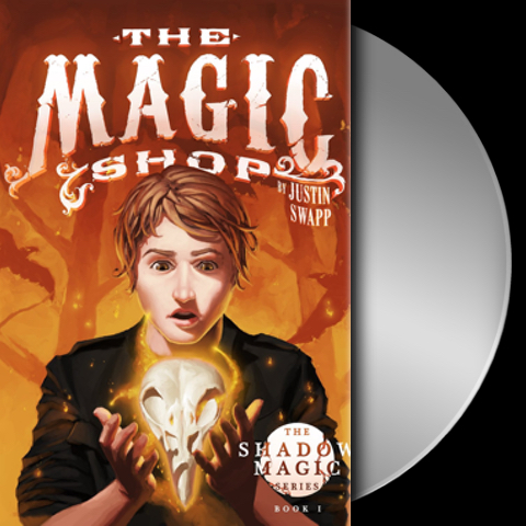 The Magic Shop on Audiobook