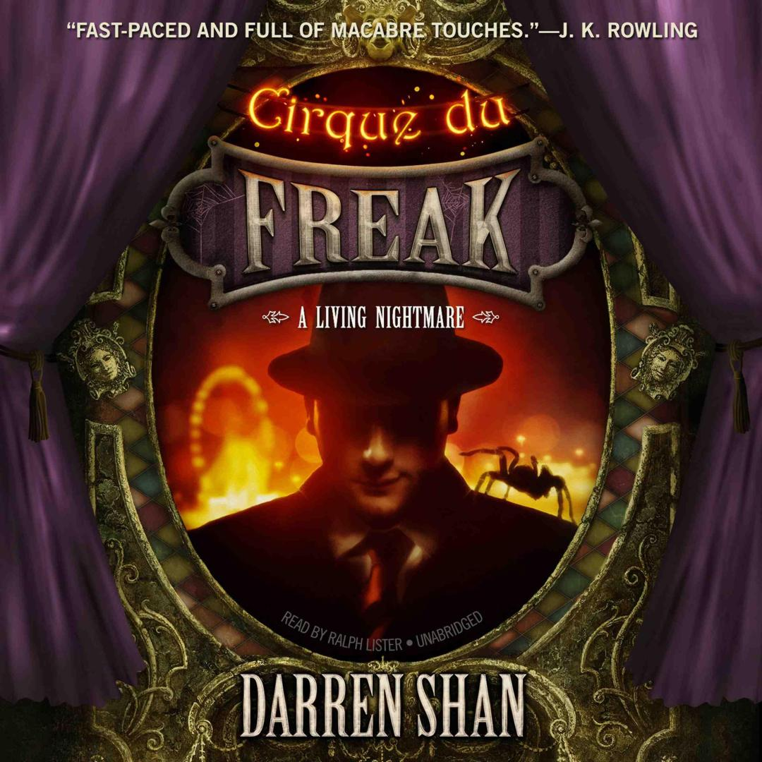 Cirque Du Freak A Living Nightmare Book Review