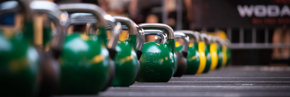 30-minute kettlebell workout