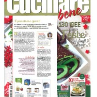 Melegatti: Panettone Crema Pasticcera su «Cucinare bene»