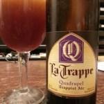 La Trappe Quadrupel Brouwerij De Koningshoeven Netherlands Justintoxicated
