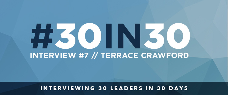 #30in30 – Terrace Crawford Interview